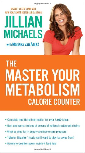 The Master Your Metabolism Calorie Counter front-342370