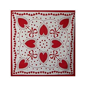 valentine tablecloth | eBay