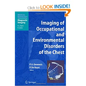 Imaging of Occupational and Environmental Disorders of the Chest (Medical Radiology / Diagnostic Imaging)