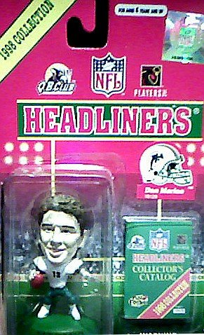 Buy Low Price Corinthian Headliners Dan Marino 1998 Collection Figure (B0026ZZ87C)
