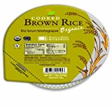 Steamed Brown Rice Bowl, Organic, Microwaveable, 7.4-Ounce Bowls (Pack of 12) Reviews