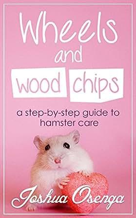 wooden hamster wheel