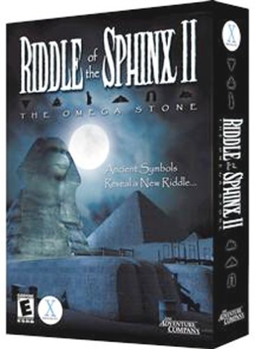 Riddle of the Sphinx 2 The Omega StoneB00014VVFS : image