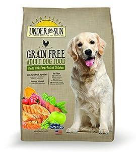 Under The Sun Grain Free Chicken Adult Dog Food, 25 lbs.