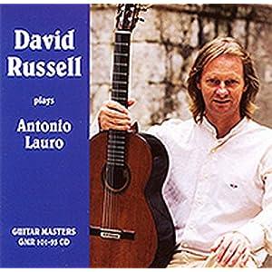 David Russell plays Antonio Lauro
