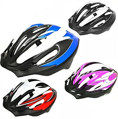 Mens Womens Mountain Bike Bi Cycle Helmets Bicycle Adjustable Adults Boys Girls from TOOL-GENIUS LTD