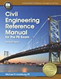 9781591263807: Civil Engineering Reference Manual for the PE Exam