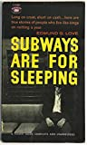 img - for Subways are for Sleeping book / textbook / text book