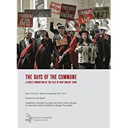 The Days of the Commune [Blu-ray]