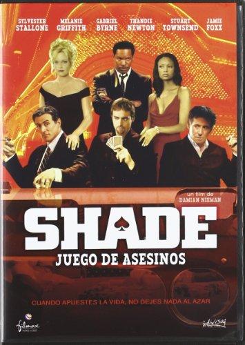 Shade: juego de asesinos [DVD]