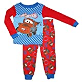 Cars Tow Mater Toddler Boys 12M-5T Cotton Sleepwear Set