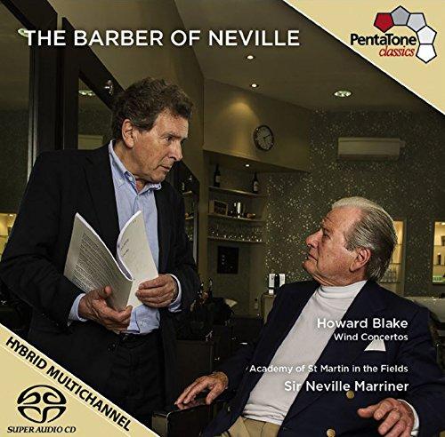 SACD : Blake - Barber Of Neville (Hybrid SACD)