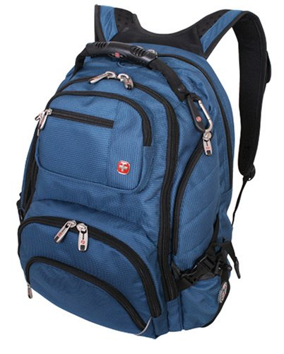 SwissGear Computer Backpack (Blue)