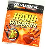 Grabber Warmers Grabber 7+ Hours Hand Warmers, All New Jumbo Value Pack 80-Pairs