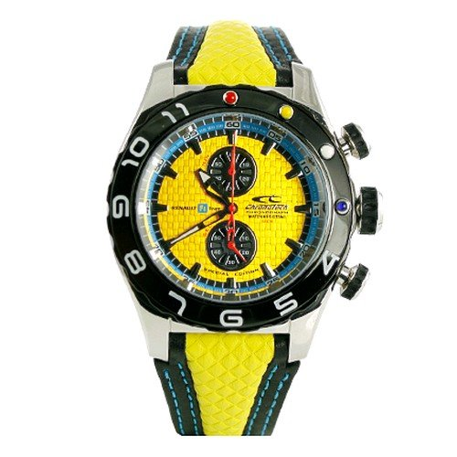 Chronotech Men's Renault F1 Yellow Watch #CT.7891M/14 - Buy Chronotech Men's Renault F1 Yellow Watch #CT.7891M/14 - Purchase Chronotech Men's Renault F1 Yellow Watch #CT.7891M/14 (Chronotech, Jewelry, Categories, Watches, Men's Watches, Casual Watches, Rubber Banded)