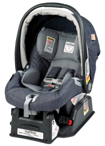 car seat for baby peg perego primo viaggio sip 30 30 infant car seat denim seats for baby. Black Bedroom Furniture Sets. Home Design Ideas