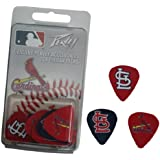 St. Louis Cardinals MLB Guitar Pick Pack by Peavey