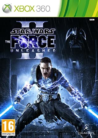 Star Wars: The Force Unleashed II (Xbox 360)