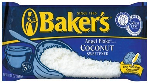 Buy Baker's Angel Flake Coconut, 14-Ounce Bags (Pack of 6) (Baker's, Health & Personal Care, Products, Food & Snacks, Baking Supplies, Coconut Flakes)