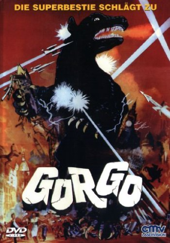 Gorgo - Die Superbestie schlägt zu [Alemania] [DVD]