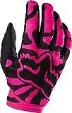 Fox Racing 2016 Dirtpaw Women's MotoX Motorcycle Gloves - Black/Pink / Small