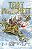 Terry Pratchett The Light Fantastic: A Discworld Novel
