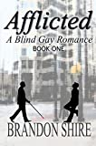Afflicted: A Blind Gay Romance - Brandon Shire