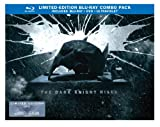 The Dark Knight Rises: Limited Edition Bat Cowl (Blu-ray/DVD Combo+UltraViolet Digital Copy)