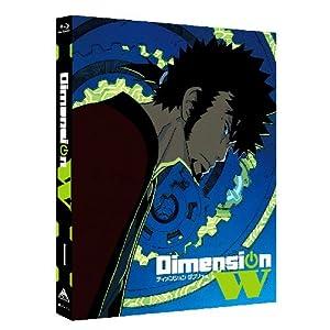【Amazon.co.jp限定】Dimension W (特装限定版) 1 (全巻購入特典:「新規描き下ろしイラスト使用全巻収納BOX」引換シリアルコード&予約特典原作・岩原裕二描き下ろしミニ色紙(複製)付) [Blu-ray]