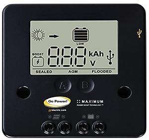Go Power! GP-PSK-120 120W Portable Folding Solar Kit with 10 Amp Solar Controller from Go Power!