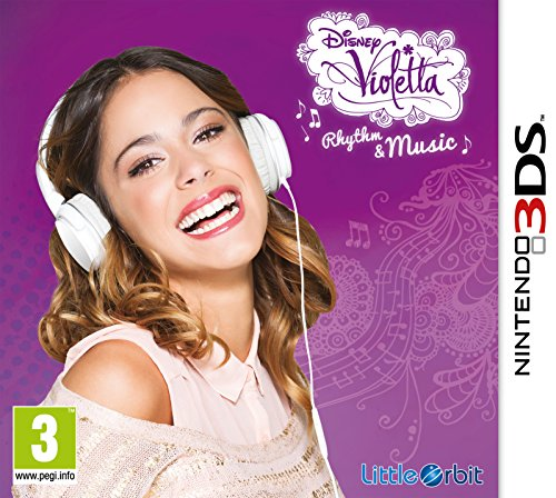 Violetta: Rhythm and Music  (Nintendo 3DS)