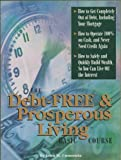 img - for Debt-Free & Prosperous Living by John M. Cummuta (2002-01-01) book / textbook / text book