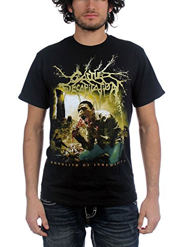 Cattle Decapitation -  T-shirt - Uomo nero X-Large