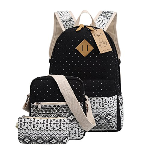 Ulgoo-School-Backpacks-Canvas-Teen-Girls-Backpacks-Casual-Shoulder-bags