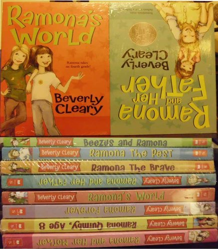 ramona the pest beverly cleary book review