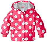 Carter's Baby Girls' Heavyweight Single Jacket, Pink Dot, 24 Months Size: 24 Months Color: Pink Dot, Model: C215505, Newborn & Baby Supply