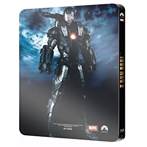 Iron Man 2 Steelbook Play Edition limitée 4000 exemplaires monde