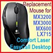 LOGITECH Replacement Mouse for MX600 MX3200 MX3000