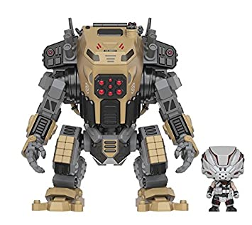 Funko - 134 - Pop - Titanfall 2 - Blisk and Legion