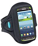 Sport Armband for Otterbox Samsung Galaxy S III Defender Series Case by Tune Belt also fits Otterbox Defender Series cases for Droid Razr, Galaxy Nexus and more