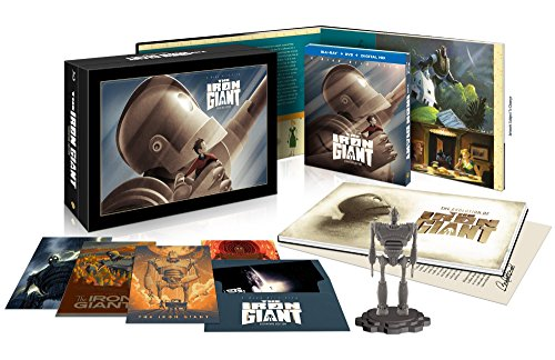 Iron Giant, The: Signature Edition UCE (BD Combo) [Blu-ray]