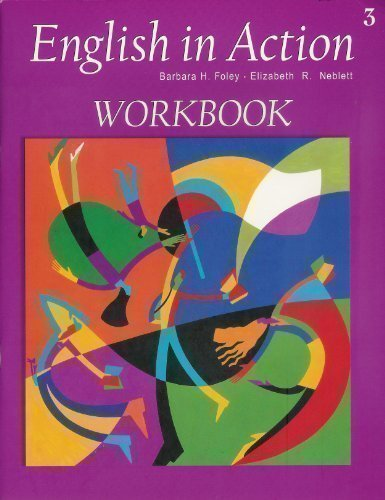 English in Action, vol. 3: Workbook
