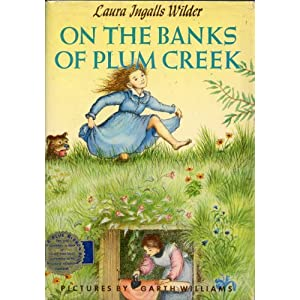 On The Banks Of Plum Creek Sewn by Leila G...