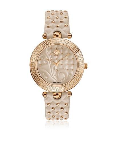 Versace Reloj con movimiento cuarzo suizo Vanitas VK7020013 Nude 40.00 mm