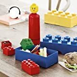 LEGO Lunch Box, Red Color: Red Toy, Kids, Play, Children