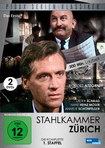 Stahlkammer Zürich, Staffel 1 [2 DVDs]