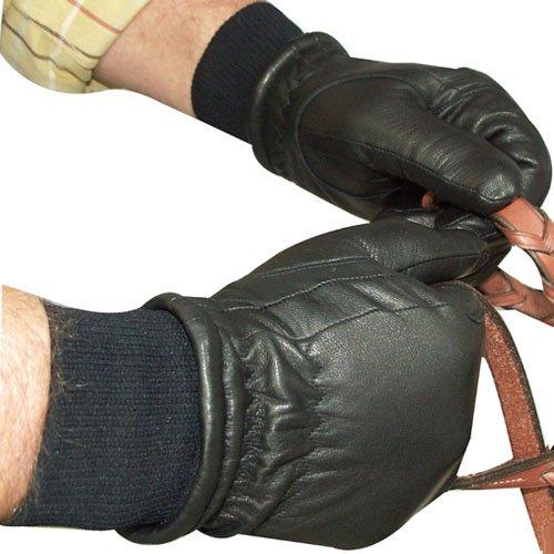 Intrepid International Winter Riding Glove intrepid international fleece bareback pad non slip