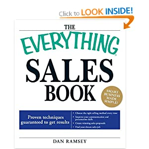 Image: Cover of 2)	The Everything Sales Book: Proven Techniques Guaranteed to Get Results: Choose the Right Selling Method Every Time: Improve Your Communication and Presentation ... Sales Proposals: Find Your Dream Sales Job