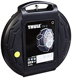 Thule 12mm CB12 Passenger Car Snow Chain, Size 095 (Sold in pairs)