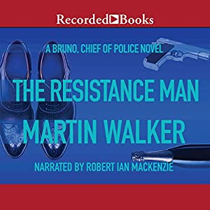 The Resistance Man Audiobook